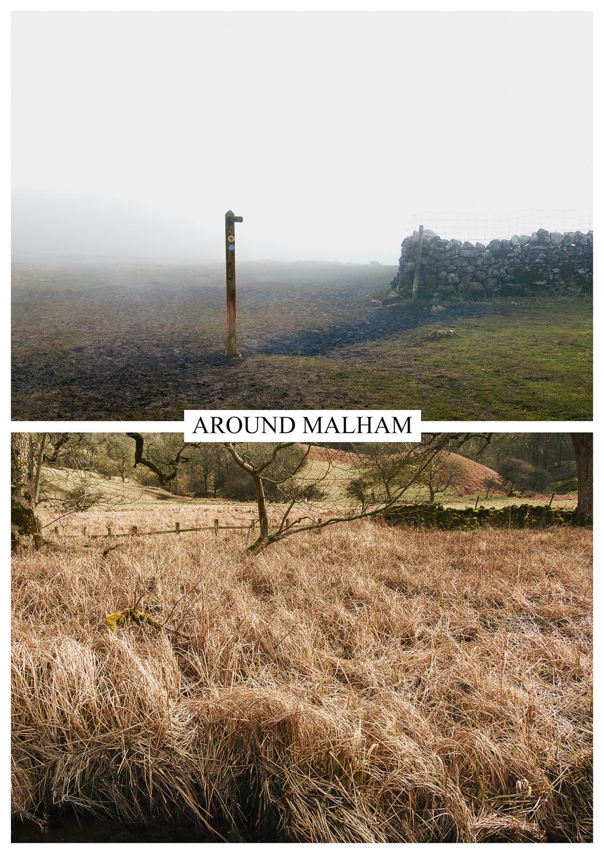 Malham Scenes, Malham