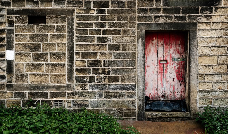 Blocked window, Silsden