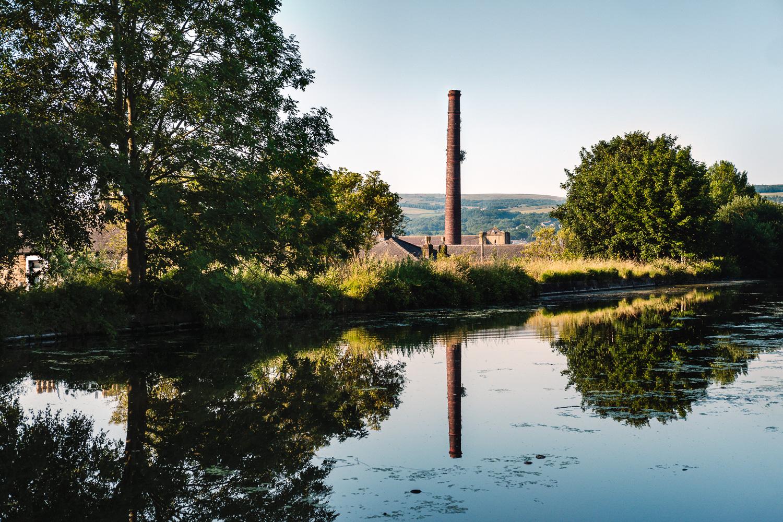 Chimney, Burnley
