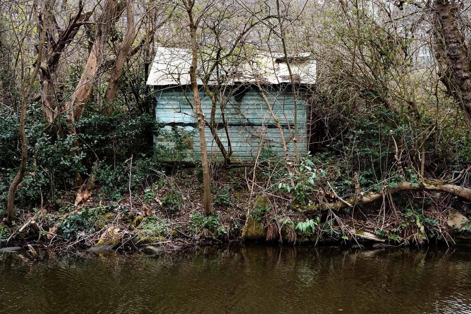 Garden Shed, Saltaire