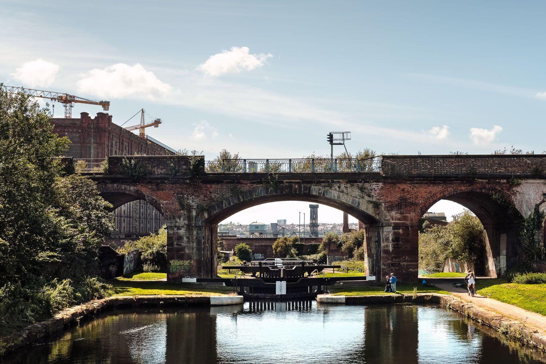 Stanley Locks, Liverpool