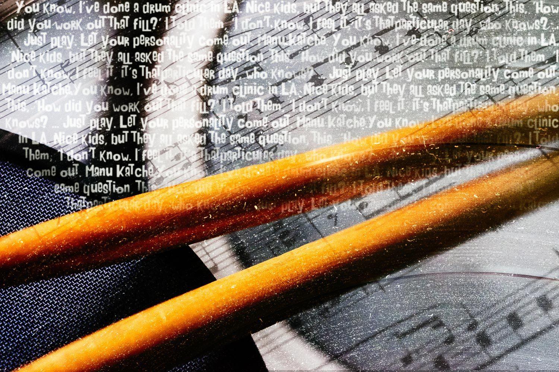 fine art photo drum composite