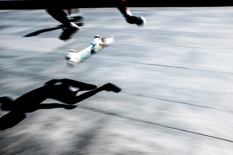 Skateboard, Barcelona