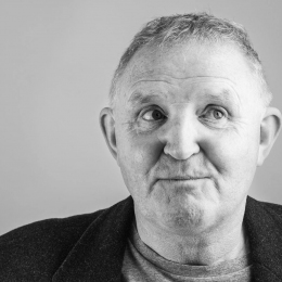 actor portrait headshot from the many faces of paul butterworth